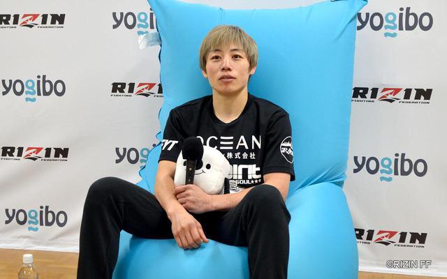 画像: 浜崎「試合を制したポイントは意地。負けたくない、そこだった」