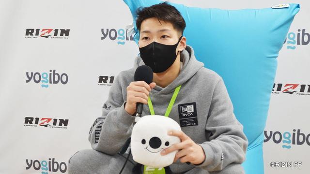 画像: Yogibo presents RIZIN 27 吉田陸 試合後インタビュー youtu.be