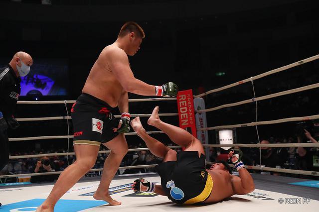 画像: 【試合結果】Yogibo presents RIZIN.27 第10試合/スダリオ剛 vs. 宮本和志 - RIZIN FIGHTING FEDERATION オフィシャルサイト