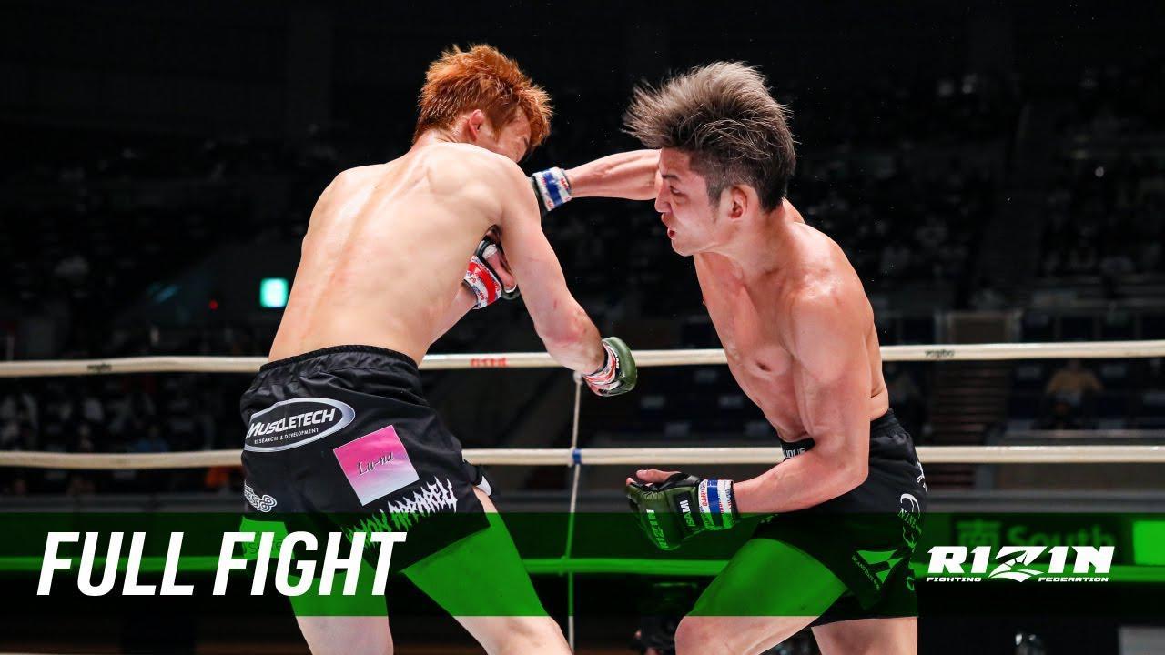 画像: Full Fight   関鉄矢 vs. 堀江圭功 / Tetsuya Seki vs. Yoshinori Horie - RIZIN.27 youtu.be