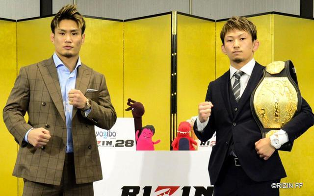 画像: 左:金太郎、右:伊藤空也