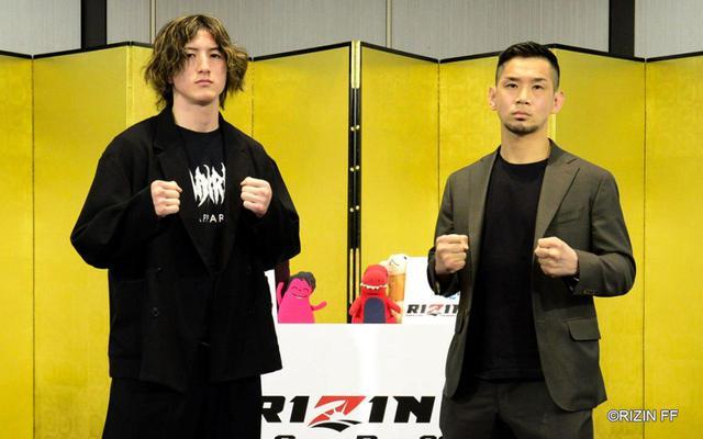 画像: 左:井上直樹、右:石渡伸太郎