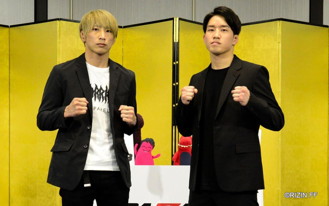 画像: Shooto Watanabe & Kai Asakura