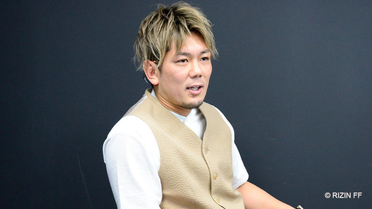 画像: 皇治がRIZIN.29大阪大会でキックの1Dayトーナメントを直訴!記者会見 第二部 - RIZIN FIGHTING FEDERATION オフィシャルサイト