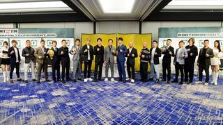 2021年3月 RIZIN JAPAN GRAND-PRIX 2021 バンタム級トーナメント 1st ROUNDの組み合わせ抽選会