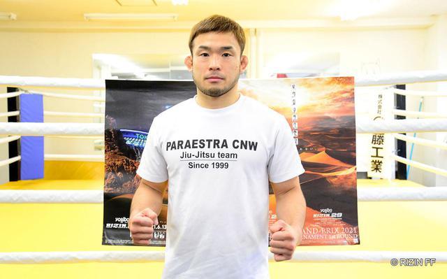 画像: 扇久保「一本かKO出来るように」 岡田「相手の嫌なところで闘う性格の悪さ僕が勝っている」