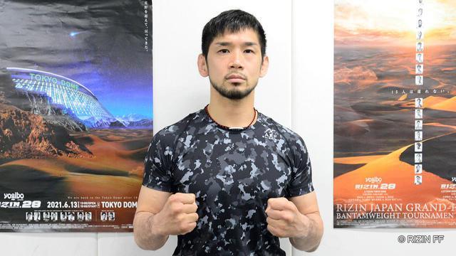 画像: 石渡「東京ドームという場所で井上直樹をぶっ飛ばしたい」Yogibo presents RIZIN.28 公開練習 - RIZIN FIGHTING FEDERATION オフィシャルサイト