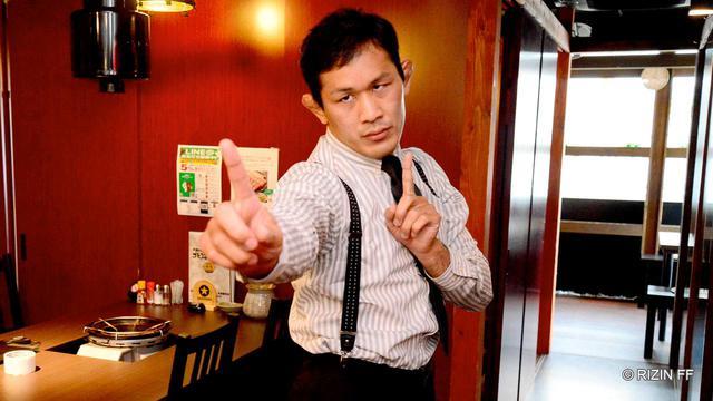 画像: 川名「相手のカウンターに対しどう策略を立てるか」Yogibo presents RIZIN.29 公開練習 - RIZIN FIGHTING FEDERATION オフィシャルサイト