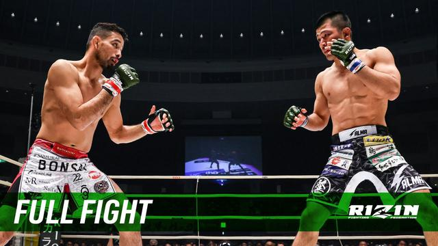 画像: Full Fight   クレベル・コイケ vs. 摩嶋一整 / Kleber Koike vs. Kazumasa Majima - RIZIN.27 youtu.be