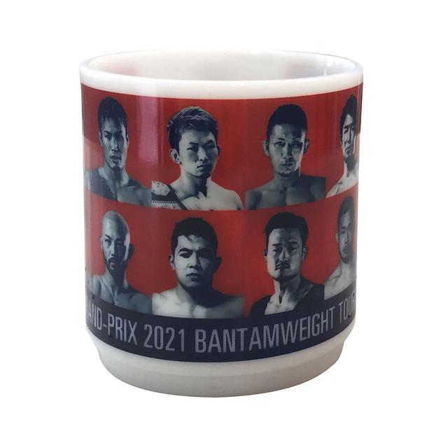 画像3: 「RIZIN JAPAN GRAND-PRIX 2021 バンタム級トーナメント」オリジナルマグカップ ※画像はイメージです。