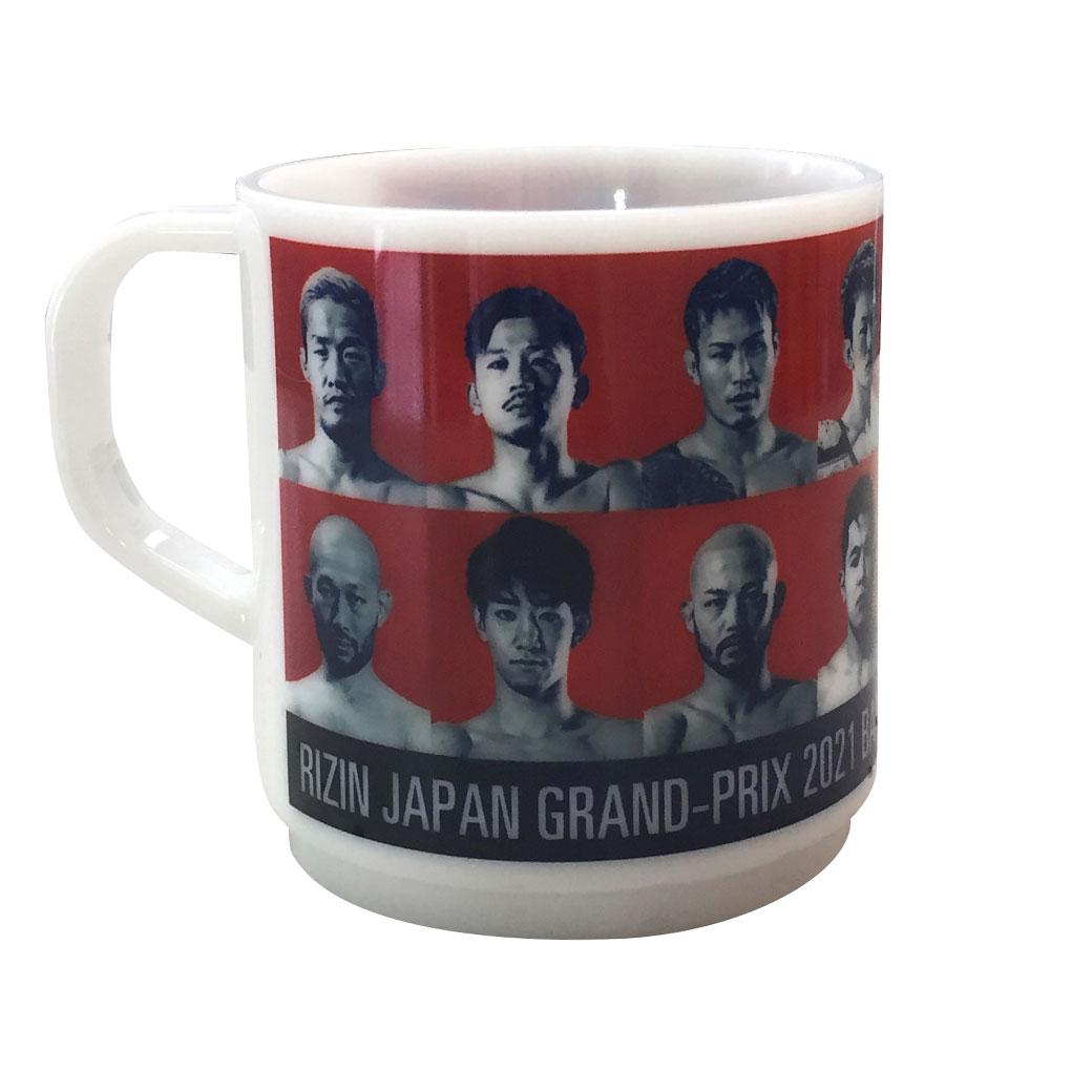 画像1: 「RIZIN JAPAN GRAND-PRIX 2021 バンタム級トーナメント」オリジナルマグカップ ※画像はイメージです。