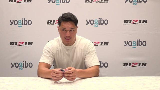 画像: Yogibo presents RIZIN 28 シビサイ頌真 試合前インタビュー youtu.be