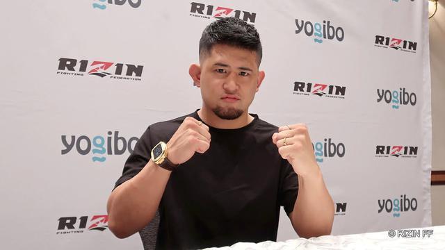 画像: Yogibo presents RIZIN 28 HIROYA 試合前インタビュー youtu.be
