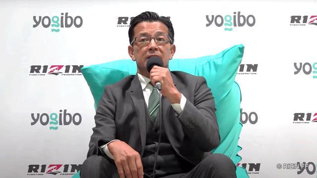 画像: 榊原CEO「圧倒的なソウザ・クレベルチーム。本当に素晴らしかった」