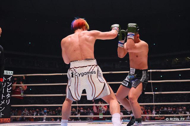 画像1: ROUND 2(vs. HIROYA)