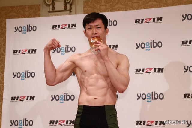 画像1: Fight #1 - 73.0kg: Satoshi Yamasu (72.30kg) vs Beynoah (72.85kg)