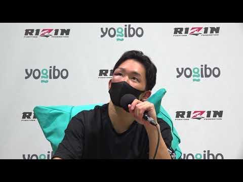画像: Yogibo presents RIZIN.28 朝倉未来 試合後インタビュー youtu.be