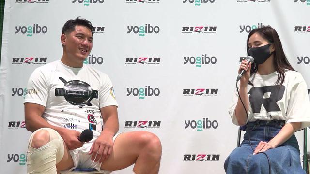 画像: Yogibo presents RIZIN.28 シビサイ頌真 試合後インタビュー youtu.be