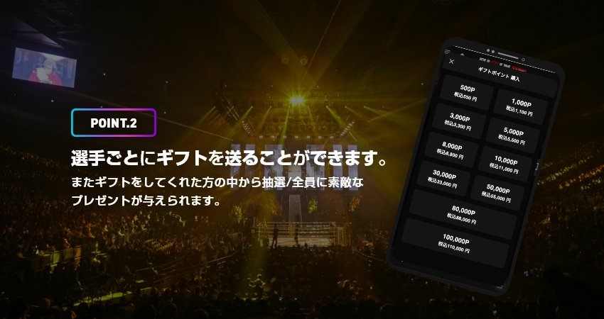画像: RIZIN LIVE「Yogibo presents RIZIN.29」
