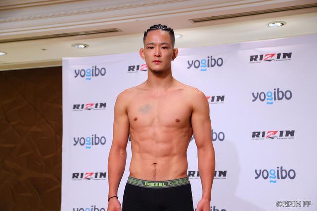 画像2: Fight #7 - 66.0kg : Rikuto Shirakawa (65.75kg) vs Jin Aoi (65.85kg)