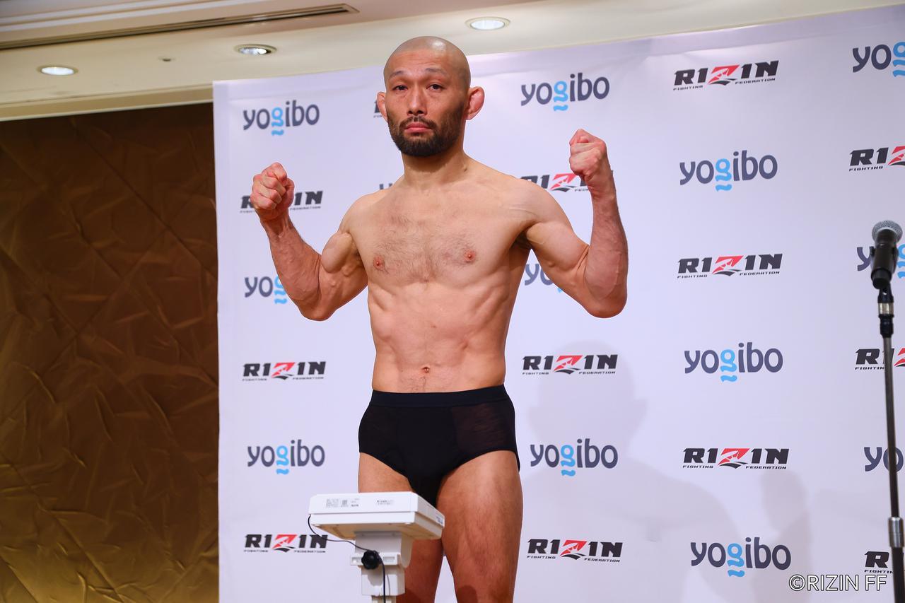画像2: Fight #10 - 61.0kg : Kenta Takizawa (60.95kg) vs Masakazu Imanari (60.70kg)