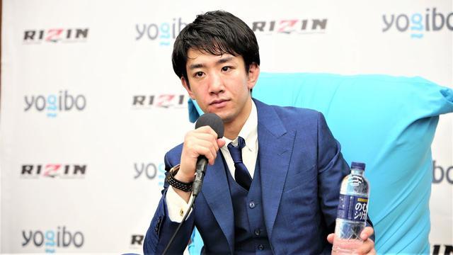 画像: Yogibo presents RIZIN.29 瀧澤謙太 試合後インタビュー youtu.be