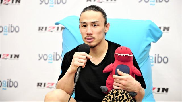 画像: Yogibo presents RIZIN.29 矢地祐介 試合後インタビュー youtu.be