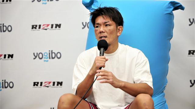 画像: Yogibo presents RIZIN.29 皇治 試合後インタビュー youtu.be