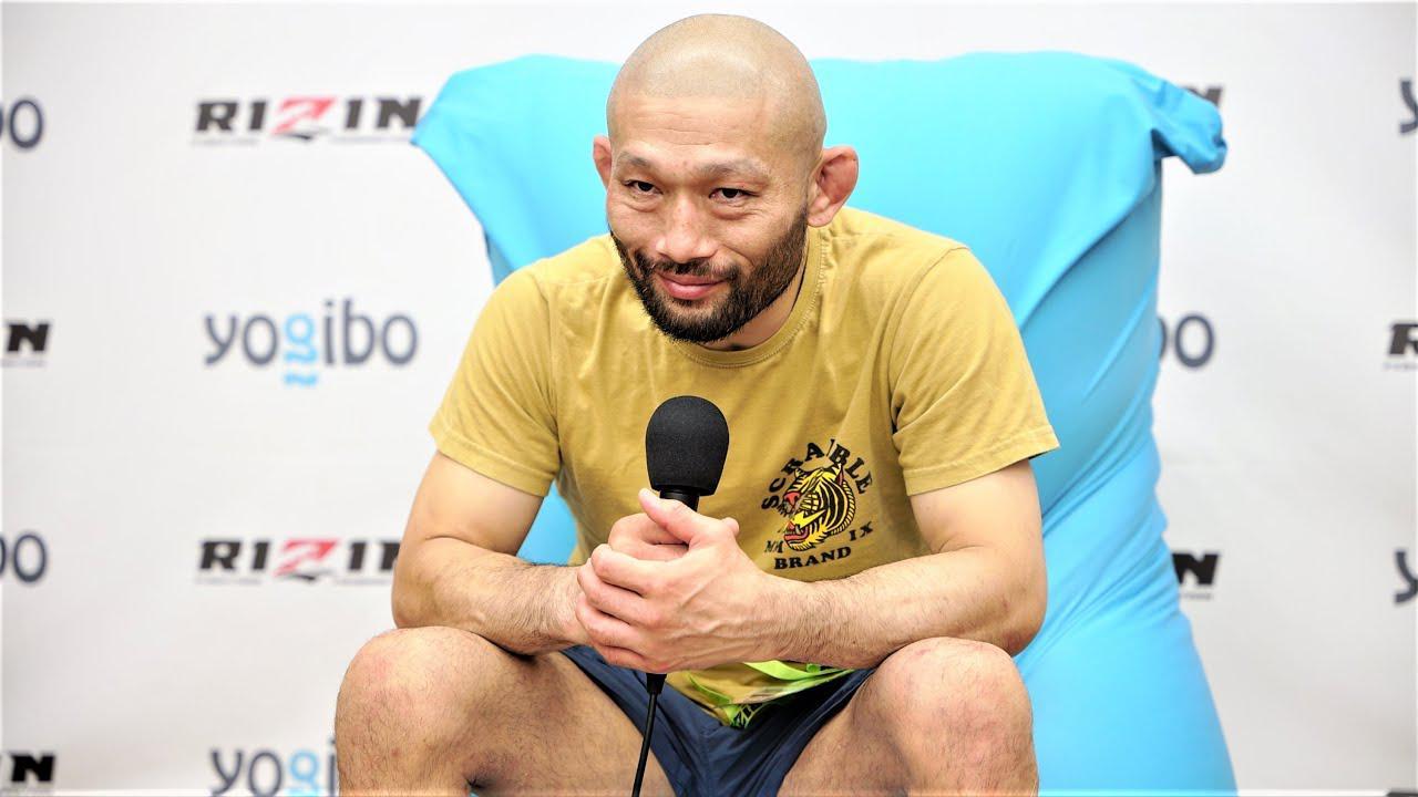 画像: Yogibo presents RIZIN.29 今成正和 試合後インタビュー youtu.be