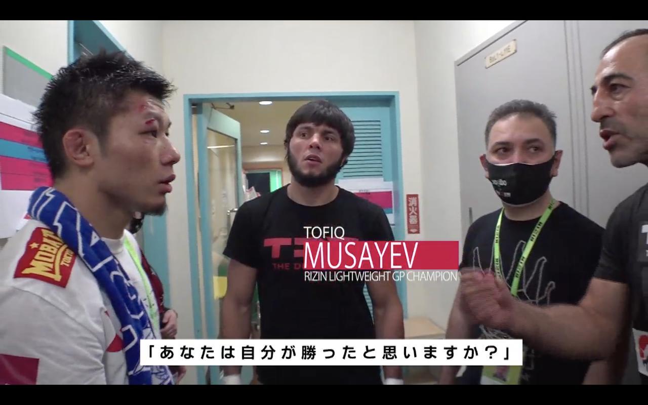 画像8: 朝倉未来vs.クレベル、斎藤vs.ケラモフの舞台裏に密着!RIZIN CONFESSIONS #74 配信開始!