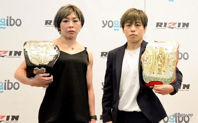 画像: 藤野恵実(左)、浜崎朱加 (右)