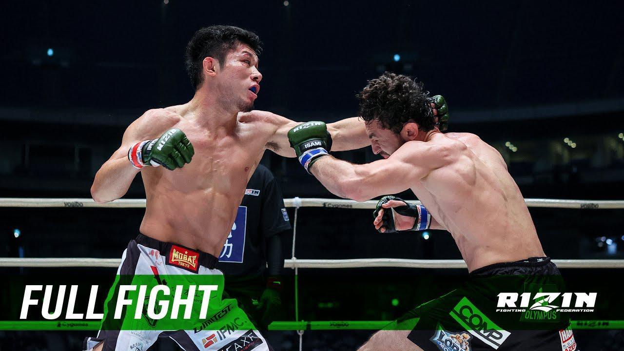 画像: Full Fight   斎藤裕 vs. ヴガール・ケラモフ / Yutaka Saito vs. Vugar Karamov - RIZIN.28 youtu.be