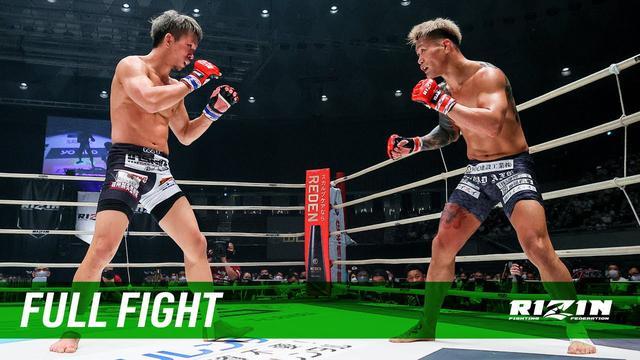 画像: Full Fight | 金太郎 vs. 伊藤空也 / Kintaro vs. Kuya Ito - RIZIN.29 youtu.be