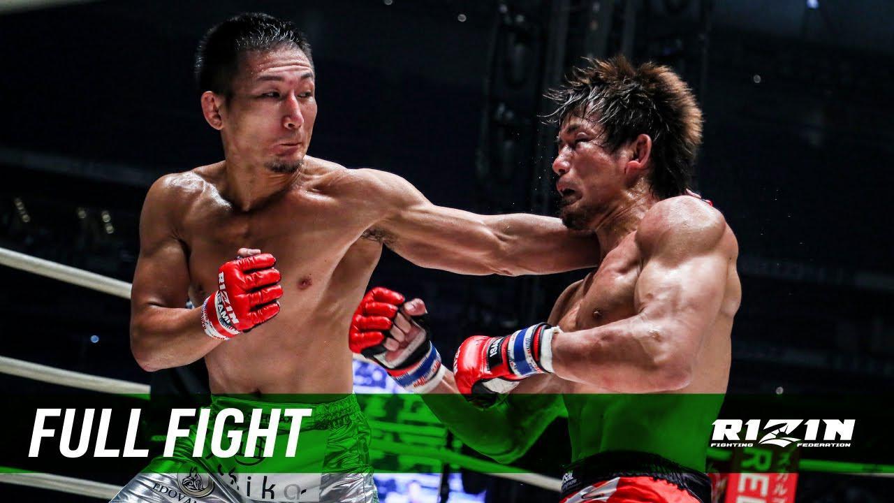 画像: Full Fight | 元谷友貴 vs. 岡田遼 / Yuki Motoya vs. Ryo Okada - RIZIN.28 youtu.be