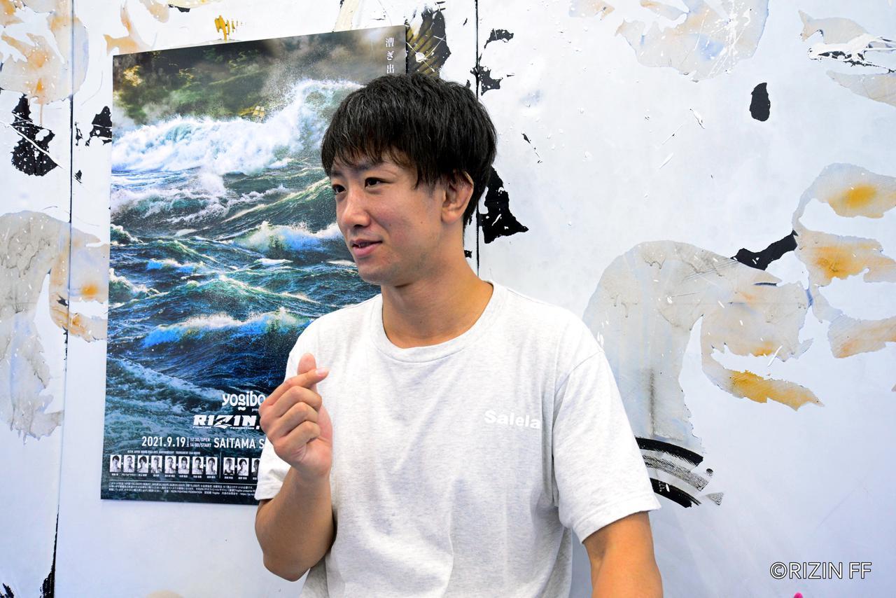 画像: 他選手の公開練習を視聴する瀧澤の目的とは…?