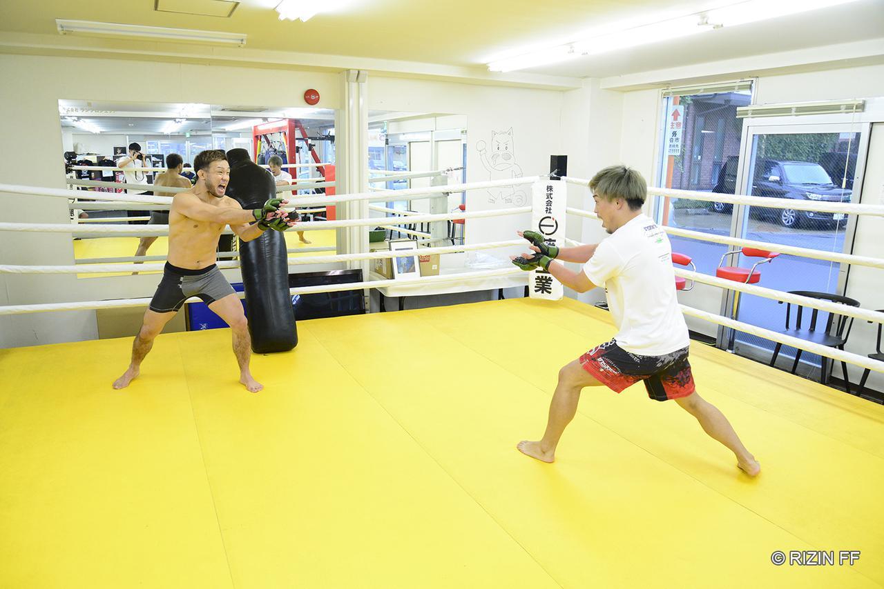 画像2: レスリング界からMMA転向について、太田の思いとは?!