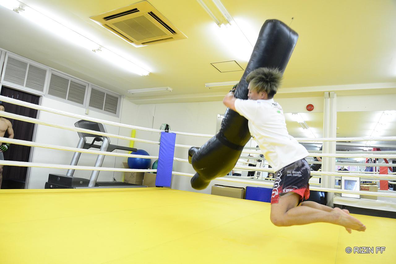 画像2: 扇久保と太田が公開練習の内容について話す!