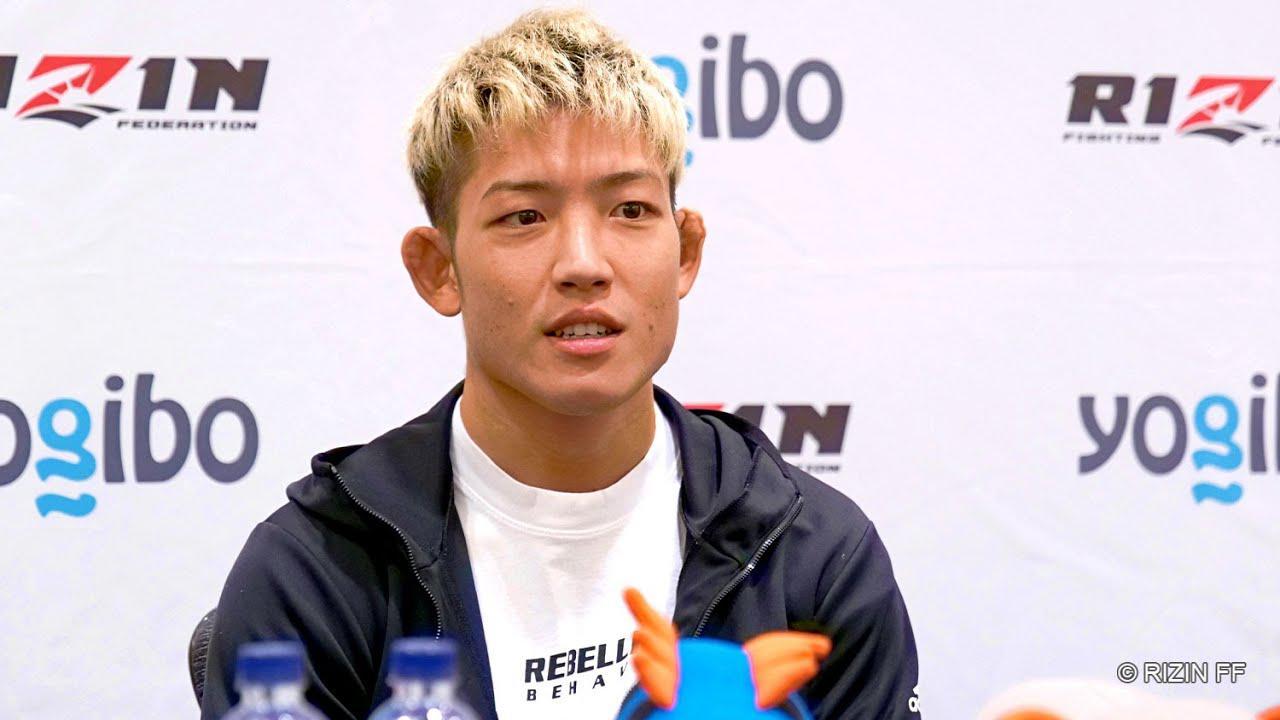 画像: 堀江圭功 試合前インタビュー Yogibo presents RIZIN.30 youtu.be