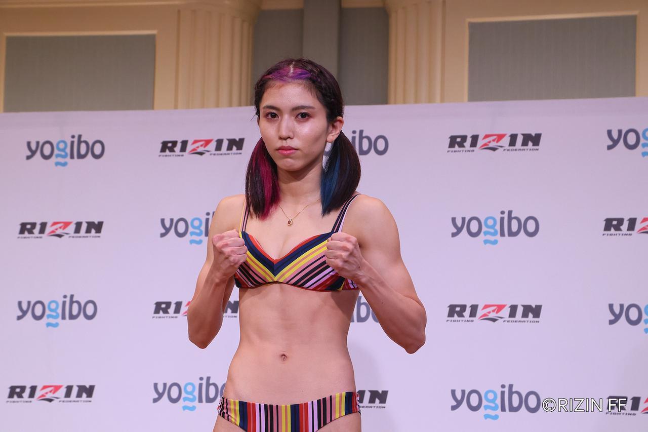 画像1: Fight #1 - Panchan Rina vs Momoka