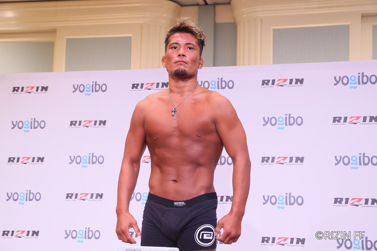 画像1: Fight #5 - Koji Takeda vs Yusuke Yachi