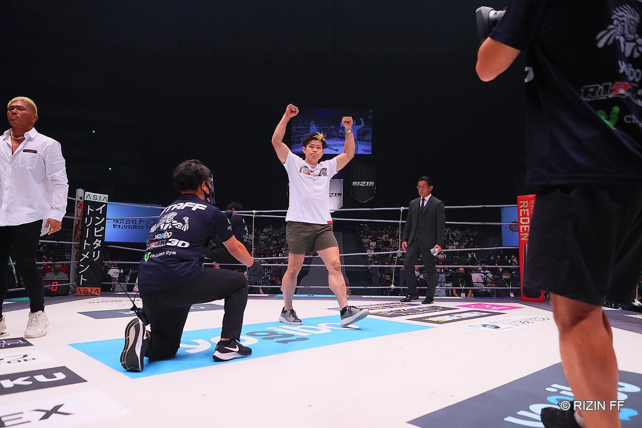 画像2: 萩原京平、鈴木博昭、奥田啓介がリングイン!