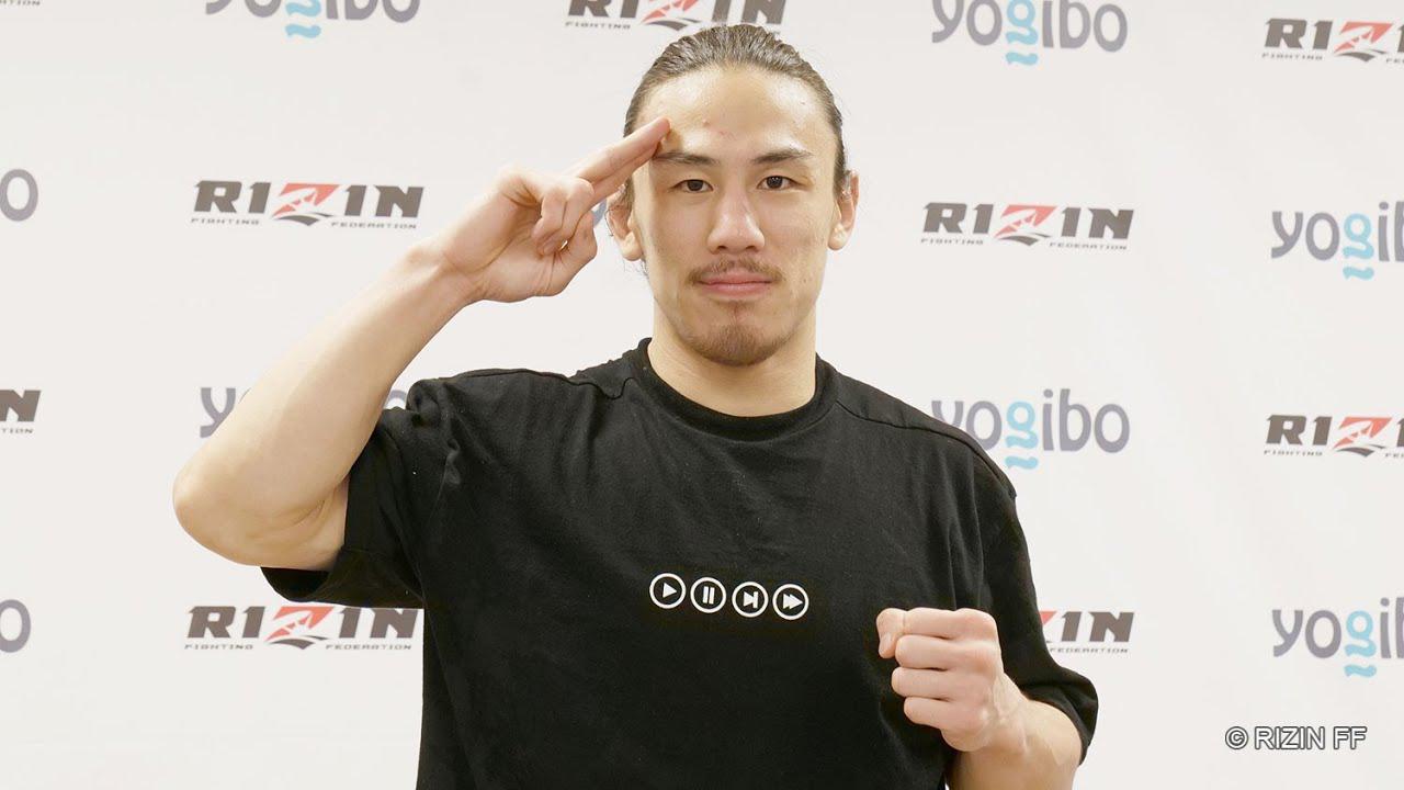 画像: 矢地祐介 試合後インタビュー / Yogibo presents RIZIN.30 youtu.be