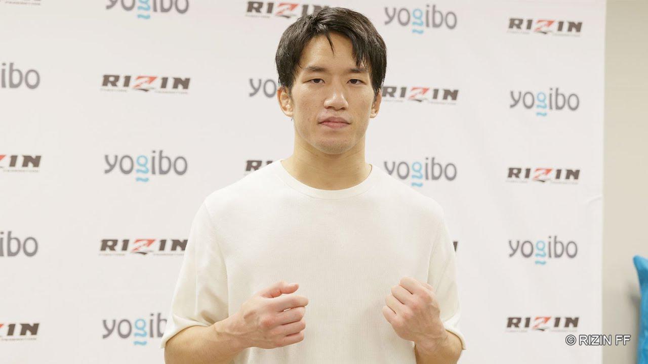 画像: 朝倉海 試合後インタビュー / Yogibo presents RIZIN.30 youtu.be
