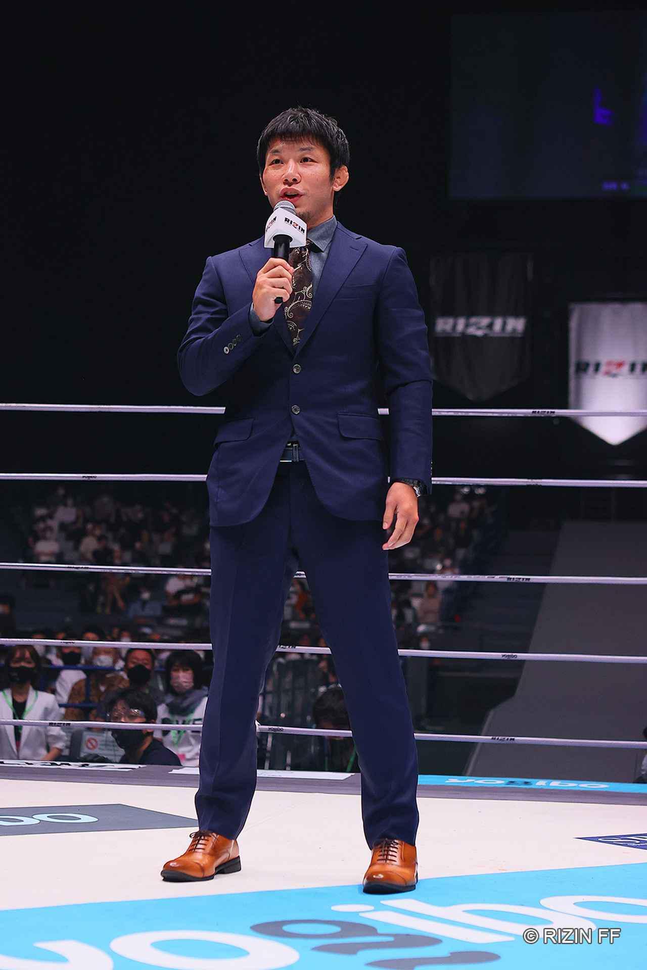 画像: 斎藤がRIZIN.31のメインに決定!斎藤「自分が会場を爆発させたい」