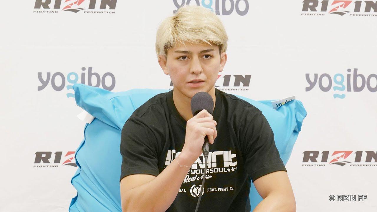 画像: 鈴木千裕 試合後インタビュー / Yogibo presents RIZIN.30 youtu.be