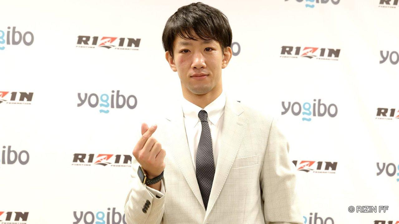 画像: 瀧澤謙太 試合後インタビュー / Yogibo presents RIZIN.30 youtu.be