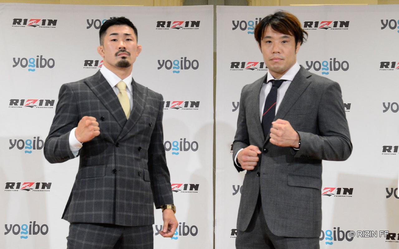 画像: Masanori Kanehara vs. Takahiro Ashida