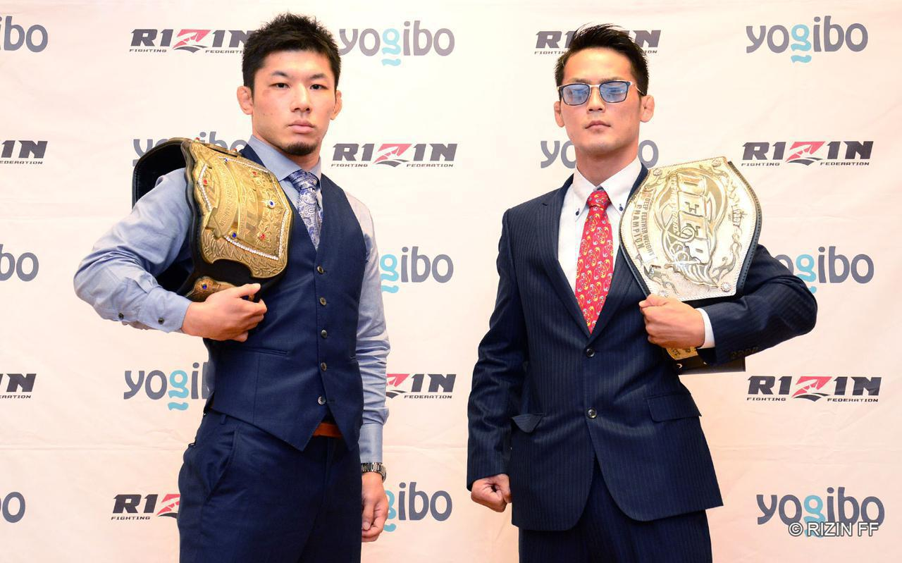 画像: Yutaka Saito vs. Juntaro Ushiku