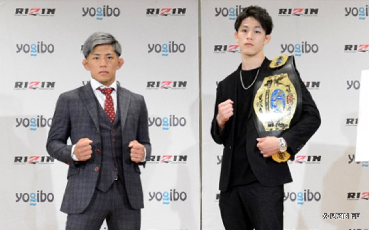 画像: Seiichiro Ito vs. Kunta Hashimoto