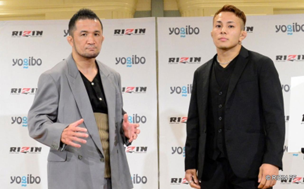 画像: Daisuke Nakamura vs. Suguru Nii